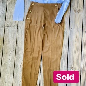 ✔️Sold ✔️ Massimo Dutti High Waisted Skinny Pant 4
